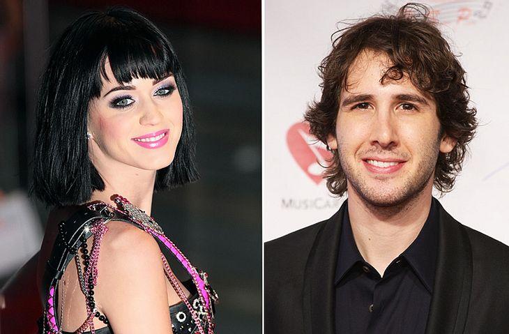 Nur Freunde oder doch Liebende? Zwischen Katy Perry und ihrem Musiker-Kollegen Josh Groban sollen angeblich die Funken fliegen!