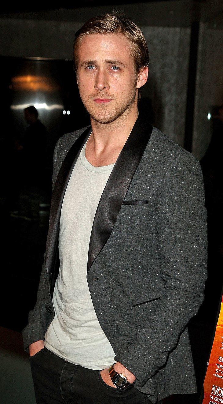 Ryan Gosling will ganz romantisch das Herz von Natalie Portman erobern