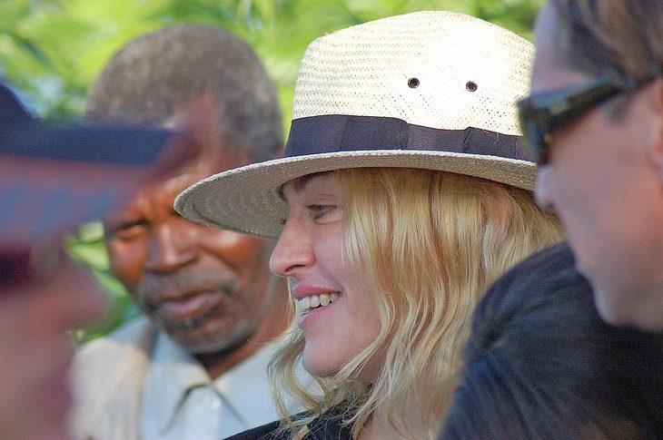 Die Entscheidung steht kurz bevor: Madonna kann bald die kleine Mercy aus dem malawischen Dorf Chinkhota zu sich holen