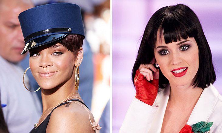 Rihanna und Katy Perry haben zwar nicht gesucht, aber gefunden - und zwar einander! Sie sollen so etwas wie beste Freundinnen geworden sein...