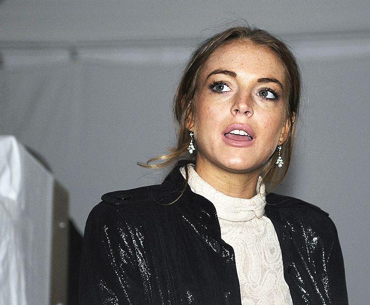 Lindsay Lohan ist verzweifelt: Nachdem Samantha Ronson sie verlassen hat, fühlt sie sich total einsam...