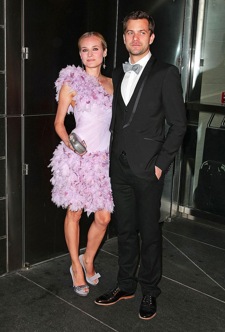 Jetzt heißt es Umzugskartons packen! Diane Kruger und Joshua Jackson ziehen von New York nach Vancouver - zumindest für eine Weile...