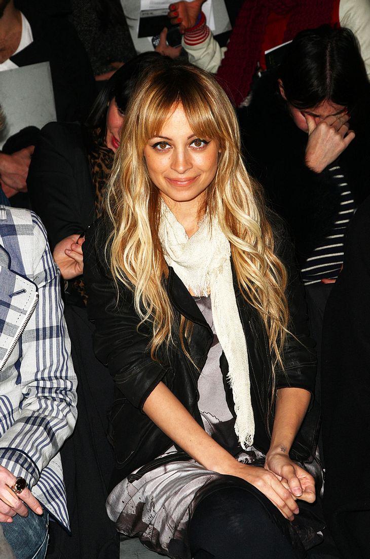 Jetzt ist es raus: Auf ihrer Website outete sich Nicole Richie als größter Fan von Britney Spears!