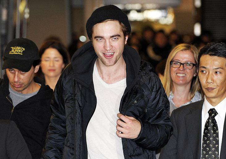 Es wird wieder romantisch! Auch in seinem neuen Filmprojekt wird Robert Pattinson den männlichen Teil eines Liebespaars spielen...
