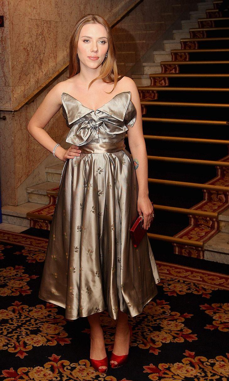Eigentlich wollte Scarlett Johansson jetzt auch als Regisseurin durchstarten, doch ihr Debüt ist ein Riesen-Flop!