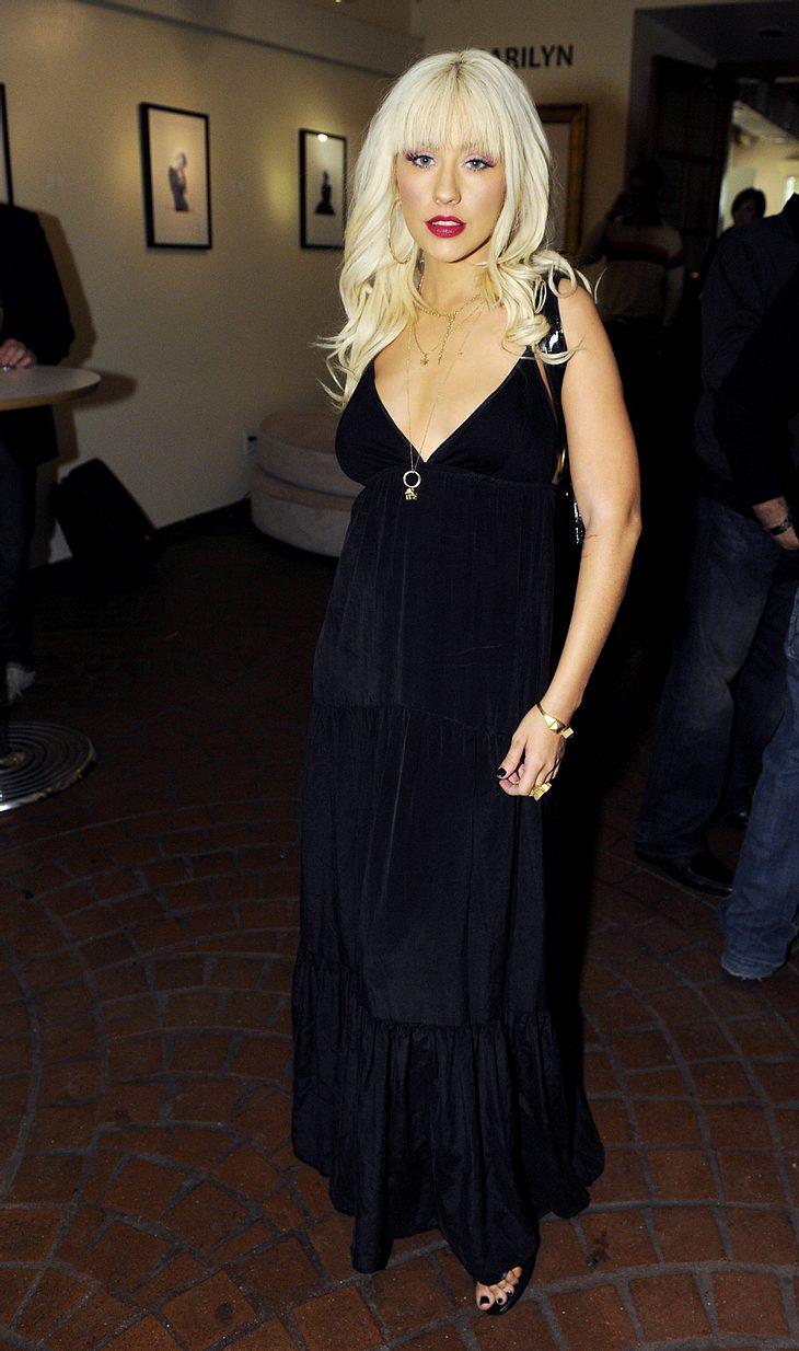 Ab auf die Leinwand! Christina Aguilera hat für ihre erste Kinorolle unterschrieben