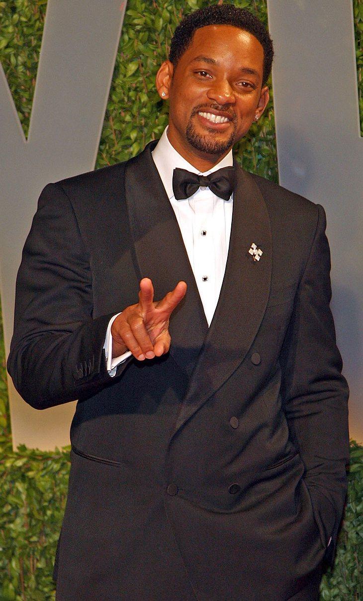 Will Smith mangelt es nicht an Selbstbewusstsein: Er glaubt fest, der beste farbige James Bond werden zu können