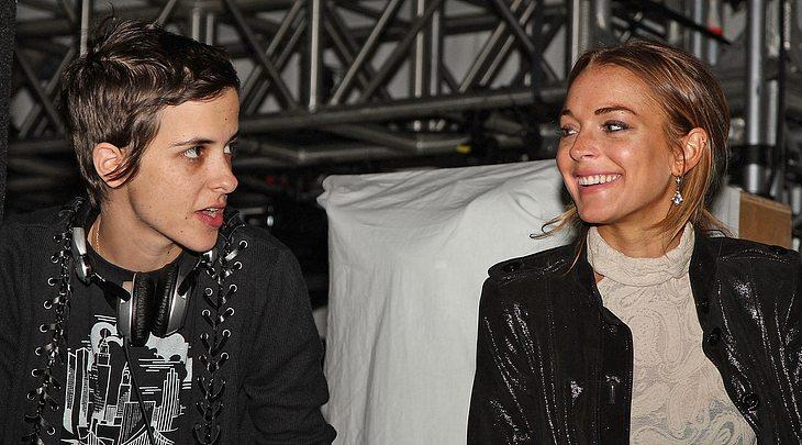 Sie weiß nicht was und vor allem wen sie will: Lindsay Lohan kann sich offenbar nicht zwischen Ex-Freund Jared Leto und Ex-Freundin Samantha Ronson entscheiden