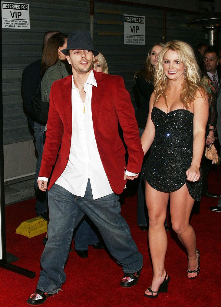 Früher strahlten Britney Spears und Kevin Federline vor lauter Liebesglück um die Wette. Mittlerweile geht es bei dem Ex-Paar fast nur noch um Geld...