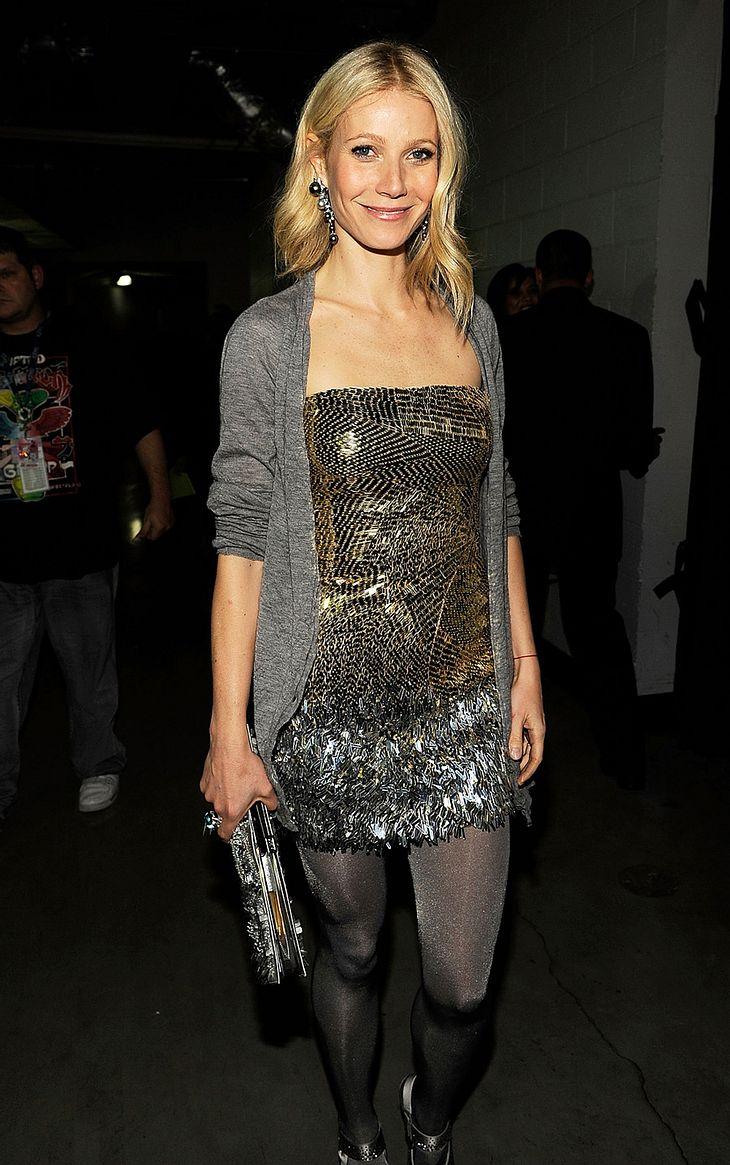 """Gwyneth Paltrow hat einen Plan: Sie will zurück ans Londoner Theater und sich eine Rolle in dem Tschechow-Stück """"Drei Schwestern"""" sichern"""