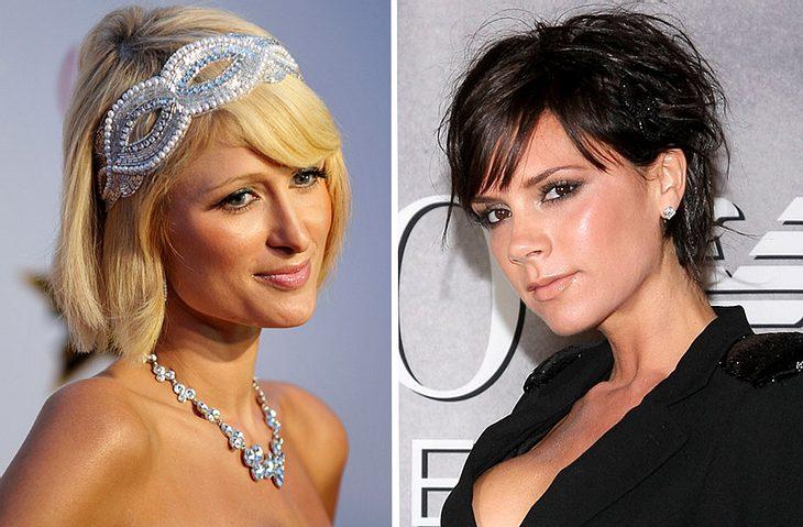 Ob aus Paris Hilton und Victoria Beckham jemals beste Freundinnen werden können? Paris glaubt fest daran - und plant bereits, Posh zur Patentante für ihre Kids zu machen!