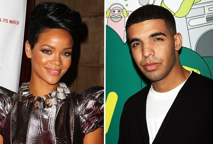 Ob daraus etwas Ernstes wird? In New York wurden Rihanna und Rapper Aubrey Graham knutschend miteinander gesichtet