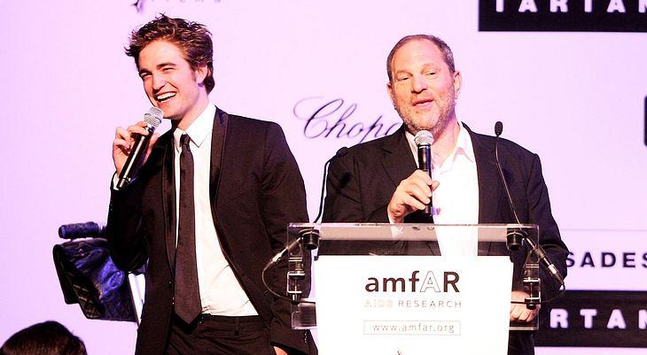 Einen Kuss von Robert Pattinson zu erhaschen ist nicht unmöglich - aber teuer!