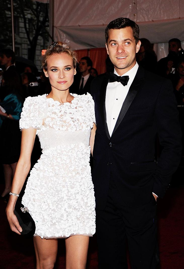 In letzter Zeit haben sich Diane Kruger und Joshua Jackson kaum gesehen. Mit einer gemeinsamen Bude soll das jetzt anders werden!