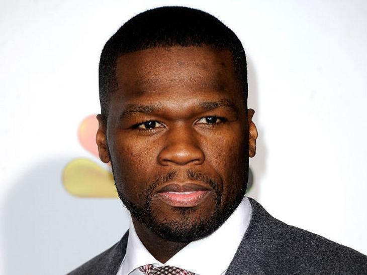 Rapper 50 Cent hat Privatinsolvenz angemeldet