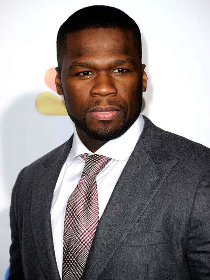 """Curtis """"50 Cent"""" Jackson ist nicht begeistert von dem Playboy-Deal von Lindsay Lohan"""