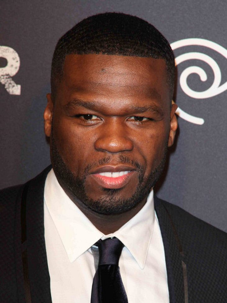 50 Cent hat Insolvenz angemeldet.