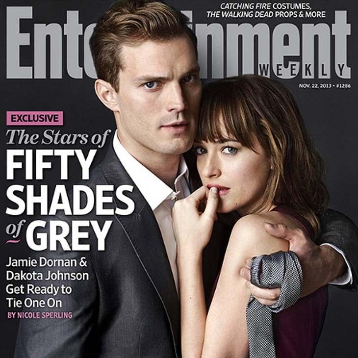 Christian Grey und Anastasia Steele: Das erste Foto