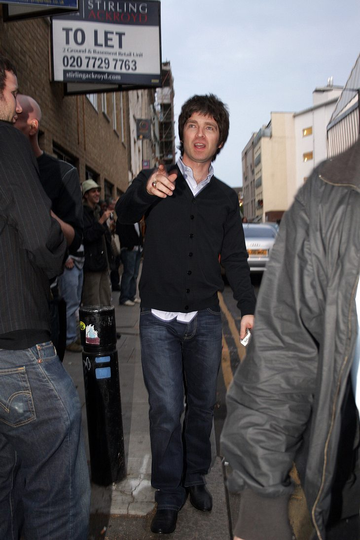 Noel Gallagher: Bleib mir weg!