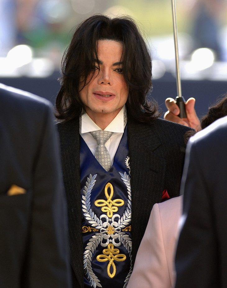 Michael Jackson: Eins, zwei, meins!