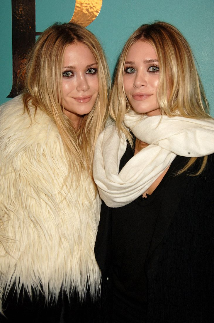 Lesestunde mit den Olsen-Zwillingen
