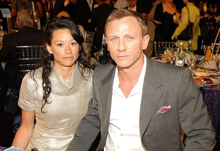 Gestatten: Bond, Mrs. Bond!