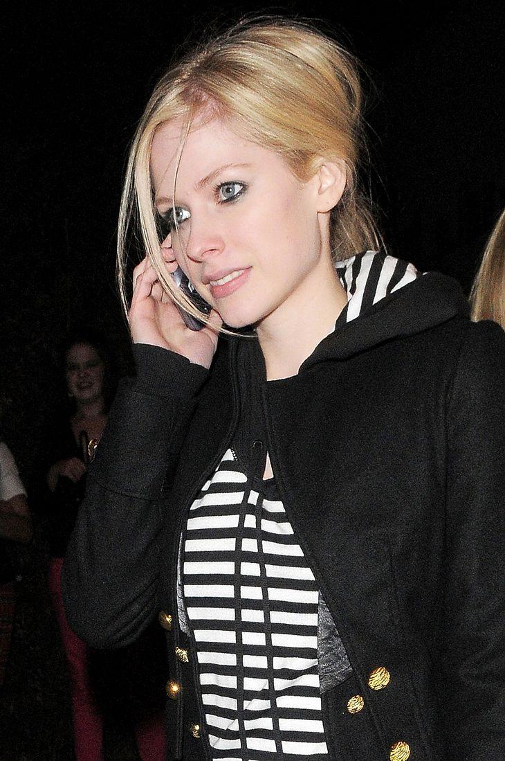 Trag's wie Avril!