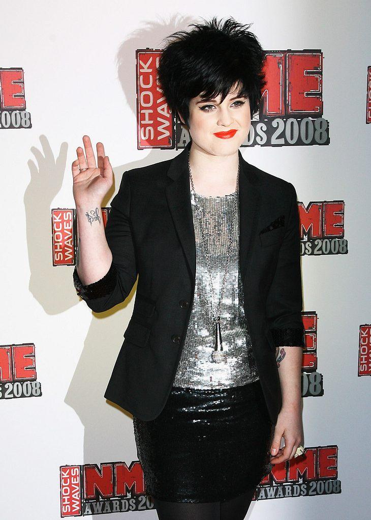 Kelly Osbourne, die Kummerkastentante