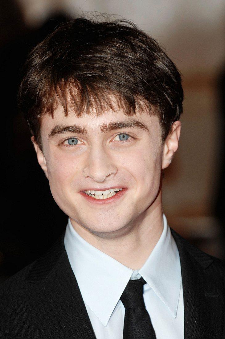 "Daniel Radcliffe ist ""Harry Paffer"""