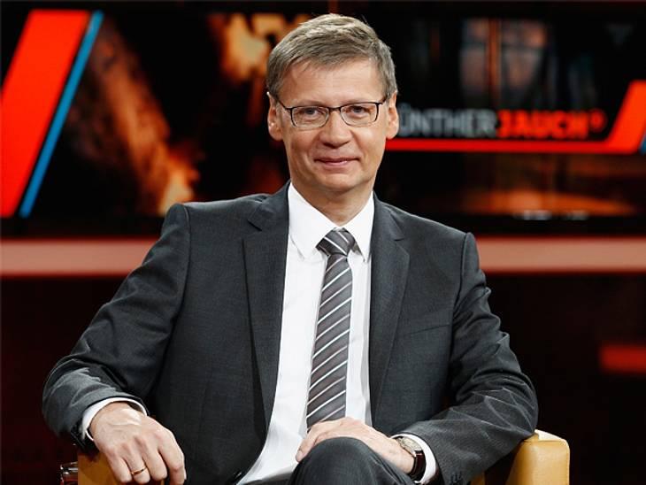 Anne Will übernimmt Sendeplatz von Günther Jauch