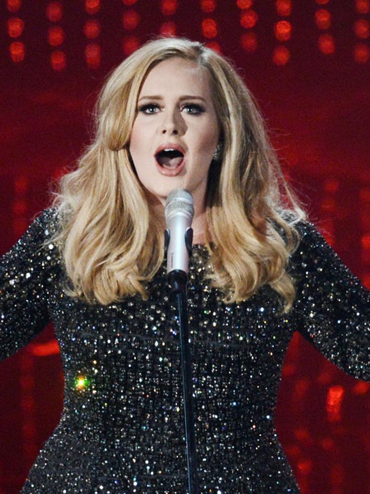 Adele möchte noch einmal Mutter werden