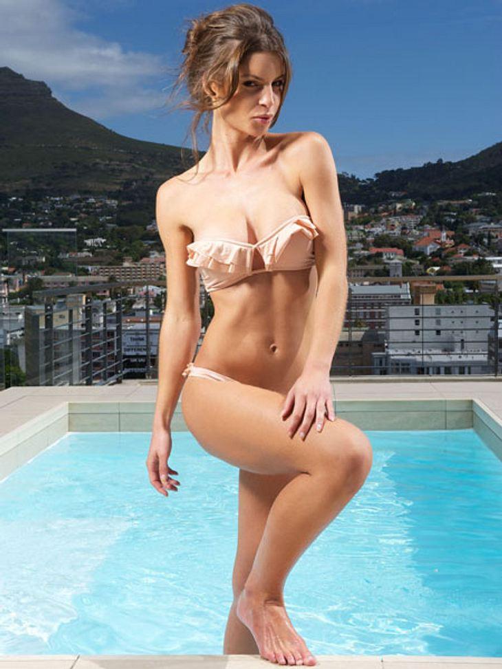 """""""Bachelor 2013"""": Bikini-Rätsel der Kandidatinnen - Wer ist das Playmate?Alissa (25) hat das Posen wirklich drauf. Ob sie das schon im """"Playboy"""" bewies?"""