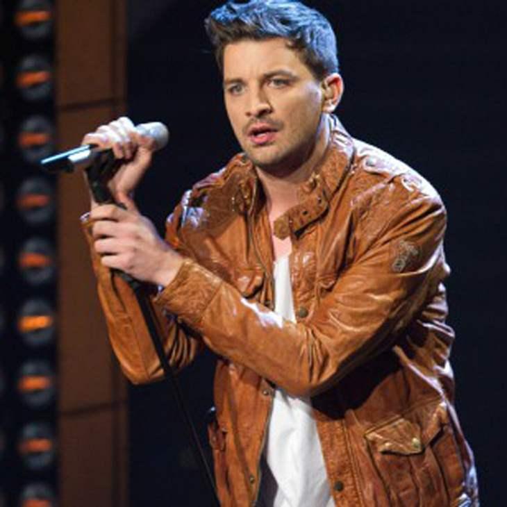 """Die zweite Staffel der Castingsshow """"X-Factor"""" gewann David Pfeffer 2011."""