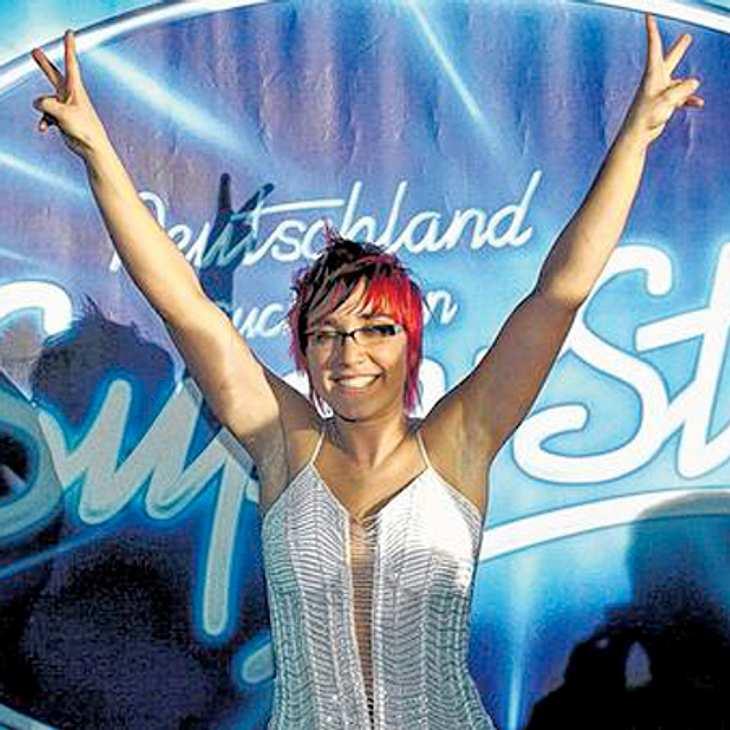 """Elli Erl wurde Siegerin der zweiten """"Deutschland sucht den Superstar""""-Staffel."""