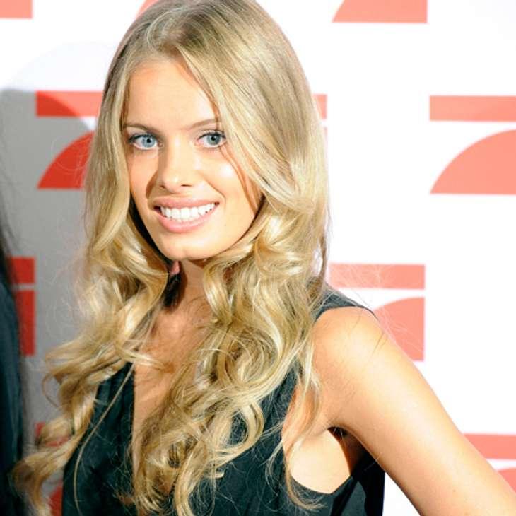 """2011 holte sich sich während der sechsten Staffel den Titel """"Germany's next Topmodel"""""""