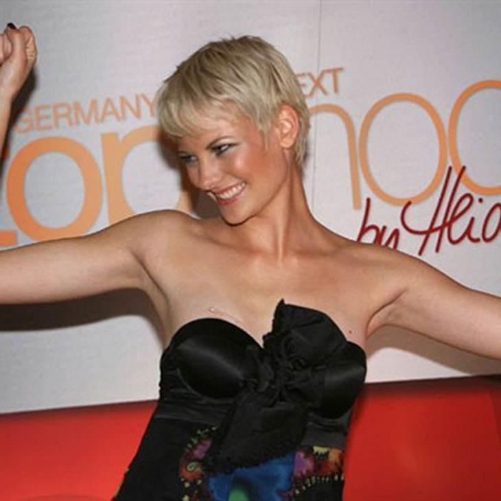 """In der dritten Staffel von """"Germany's next Topmodel"""" wurde Jennifer Hof zur Siegerin gekürt."""