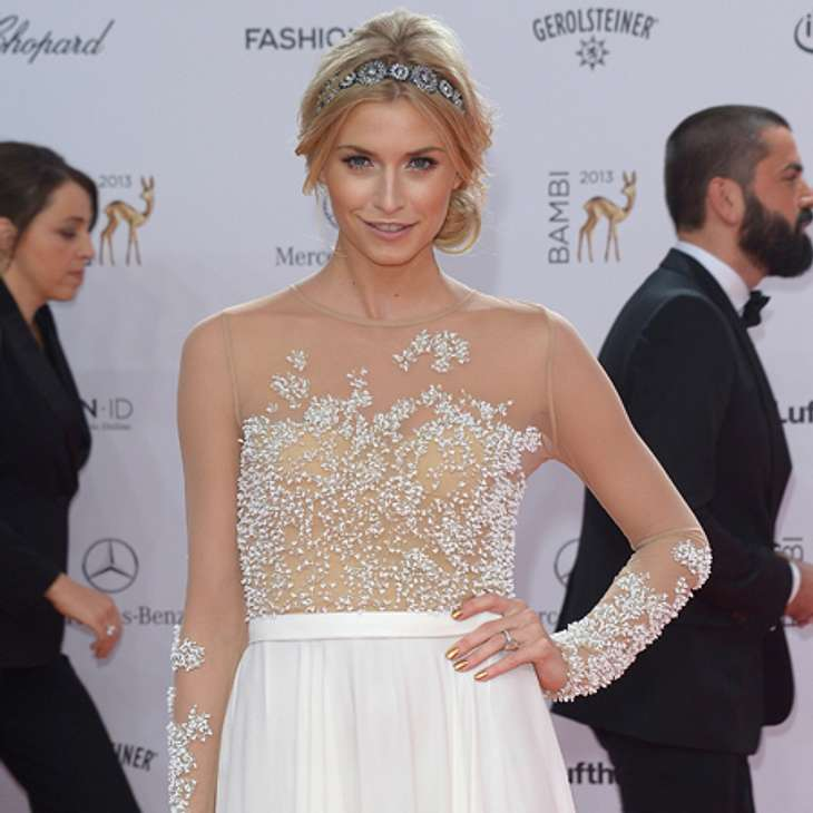 """Lena Gercke war die Gewinnerin der ersten Staffel von """"Germany's Next Topmodel"""""""