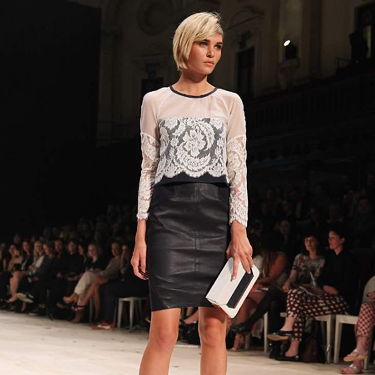 """2012 gewann Lusia Hartema die siebte """"Germany's next Topmodel""""-Staffel"""