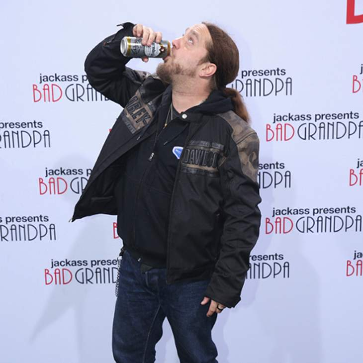 Rocker Martin Kesici gewann 2003 bei Star Search.