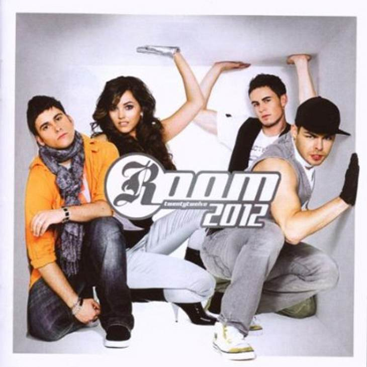 "Die Sieger der sechsten ""Popstars""-Staffel waren Room 2012 (Cristobal Galvez Moreno, Julian Kasprzik, Sascha Salvati und Tialda van Slogteren)"