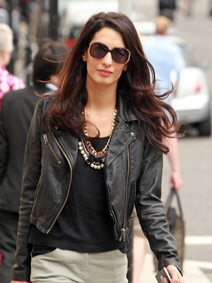 Amal Clooney ist die mächtigste Frau Londons