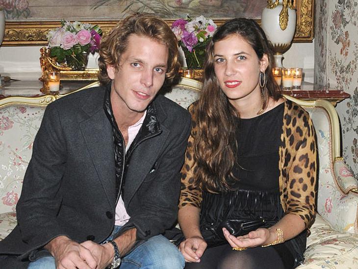 Andrea Casiraghi ist Vater geworden