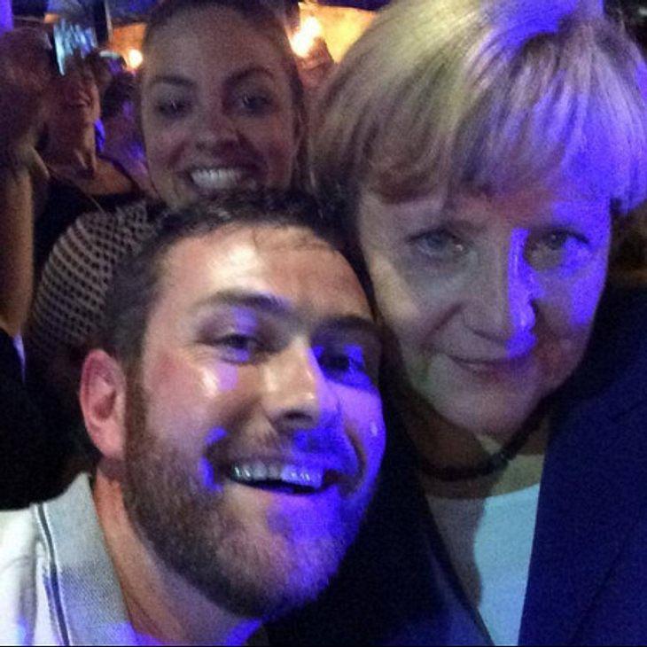 Angela Merkel auf Kneipentour in Brisbane
