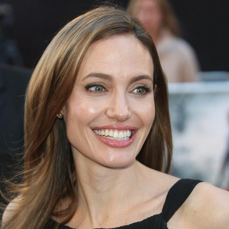 Angelina Jolie wünscht sich noch mehr Kinder
