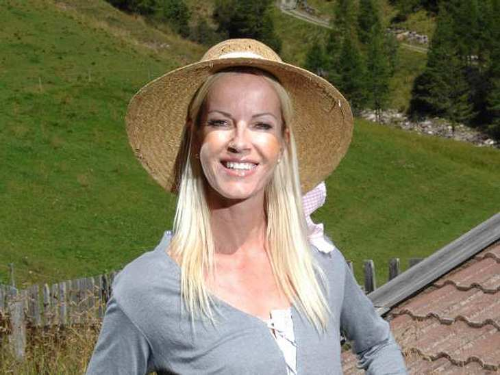 Anna Heesch wird für die kranke Gina-Lisa auf die Alm ziehen.
