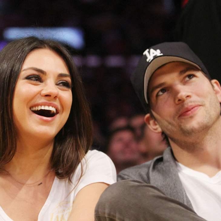 Ashton Kutcher & Mila Kunis: Seht die Hochzeits-Location etwa schon?
