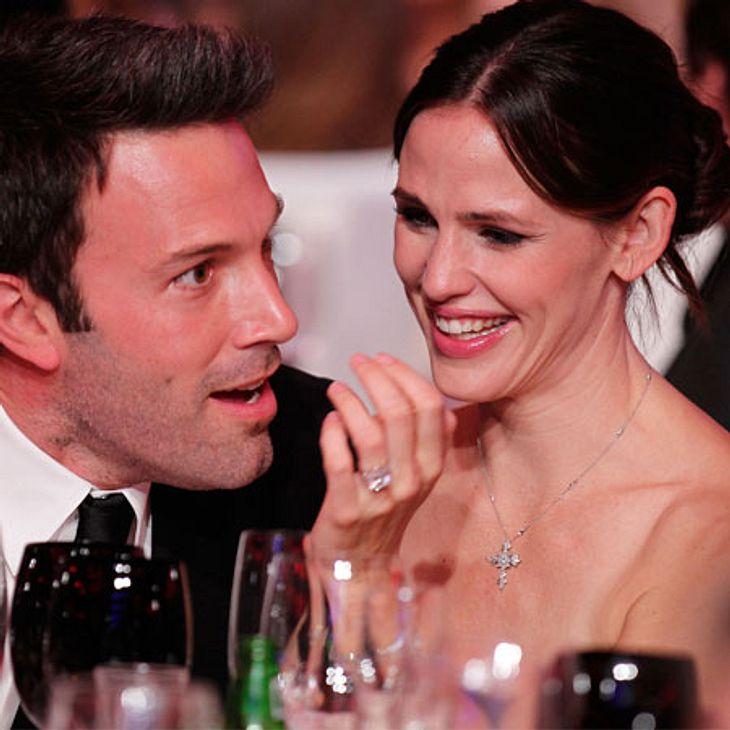 Ben Affleck macht große Augen: Denn Baby Nummer drei mit Jennifer Garner wird ein Sohn