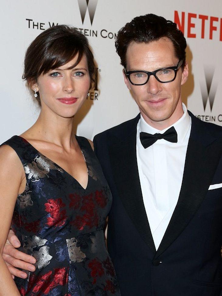 Benedict Cumberbatch ist Vater geworden