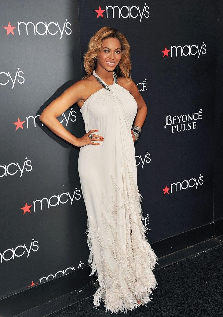 Das Strahlen dürfte Beyoncé trotz der Klage um ihr neues Video nicht vergehen.