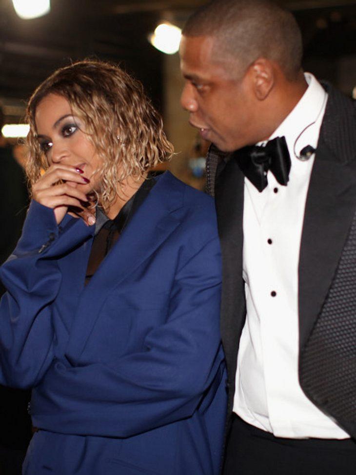 Krisenstimmung: Beyoncé und Jay-Z